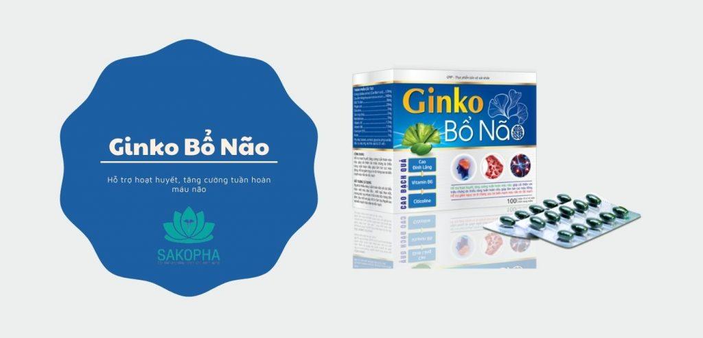 Ginko Bo Nao